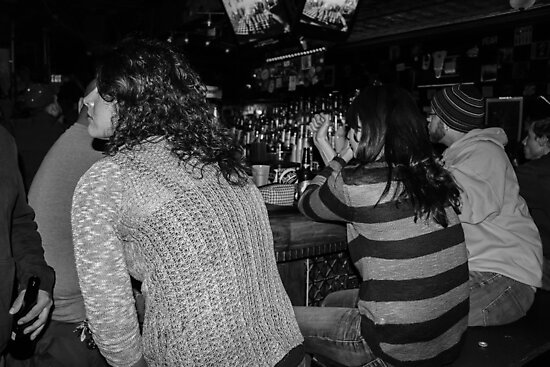 At the Bar by Nevermind the Camera Photography