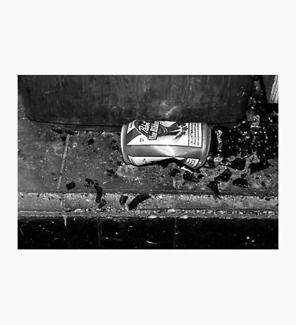 Still Life with Pabst Blue Ribbon Photographic Print