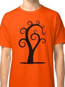 Nautilus Shell Tree Classic T-Shirt