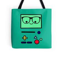 hipster bmo Squ'ed Tote Bag