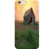 Sunset on the Land iPhone Case iPhone Case/Skin