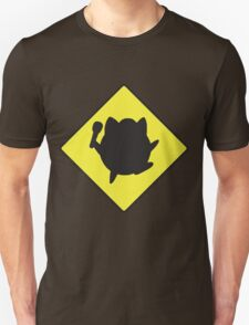 Jigglypuff Crossing T-Shirt