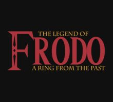 The Legend of Frodo by benner82