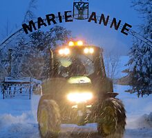 Marie Anne by Sandra Fortier