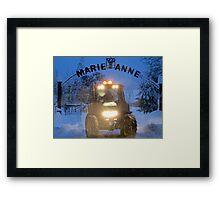Marie Anne Framed Print
