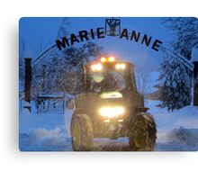 Marie Anne Canvas Print