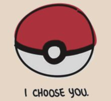 I Choose You :3 by Spartan117