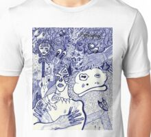 At the Hedge's Edge Unisex T-Shirt