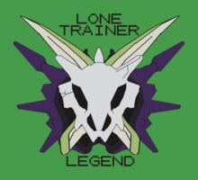 Lone Trainer Legend by StoicthePariah