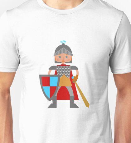 Brave medieval knight T-Shirt