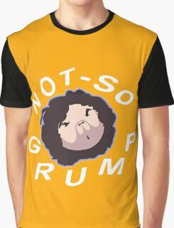 Danny not-so grump haphazard lettering Graphic T-Shirt