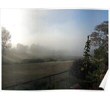 Reserve Fog Poster