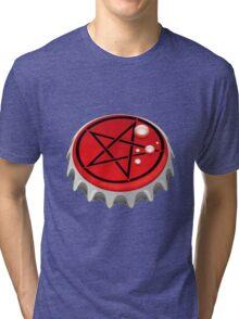 #BEER Tri-blend T-Shirt