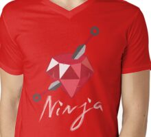 I'm a Ruby Ninja Mens V-Neck T-Shirt