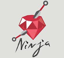 I'm a Ruby Ninja (Black) Unisex T-Shirt