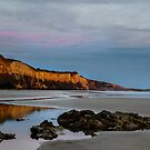Reflection - Anglesea Victoria by Graeme Buckland