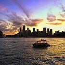 Serenity In Sydney by Peter Billiau