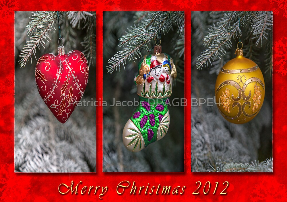 Merry Christmas by Patricia Jacobs CPAGB LRPS BPE3