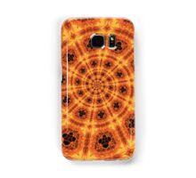 Fiery Kaleidoscope Samsung Galaxy Case/Skin