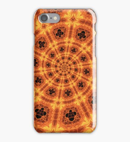 Fiery Kaleidoscope iPhone Case/Skin