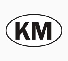 KM - Oval Identity Sign by Ovals