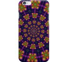 Purple Kaleidoscope iPhone Case/Skin