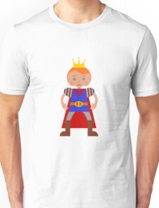 Fairy Tale Handsome Prince Unisex T-Shirt