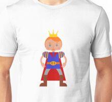 Fairy Tale Handsome Prince Unisex T-Shirt