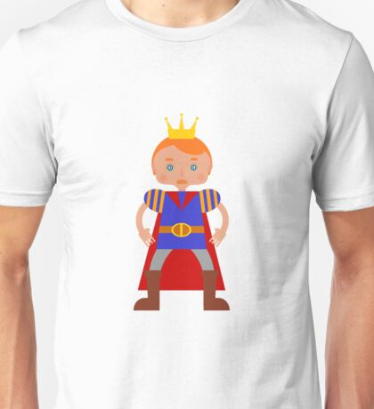Fairy Tale Handsome Prince T-Shirt