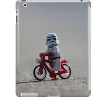 Bicycle Stormtrooper iPad Case/Skin