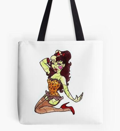 Frankie's Girl Tote Bag