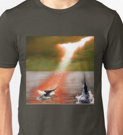 life at sea - green Unisex T-Shirt