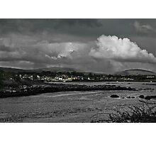 Ireland coastal village Photographic Print