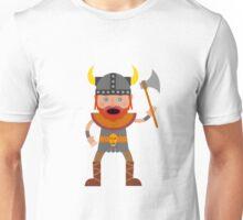 Viking Warrior Unisex T-Shirt