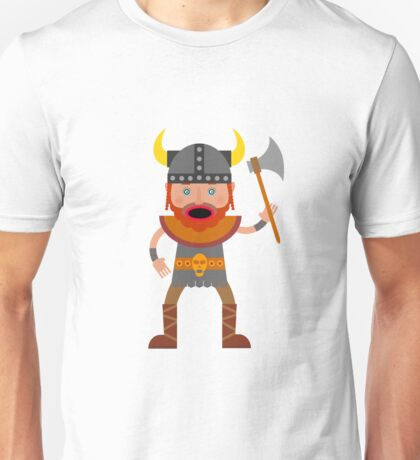 Viking Warrior Unisex T-Shirt