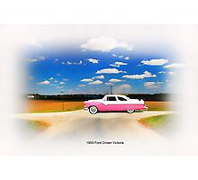 1955 Ford Crown Victoria SWEET Photographic Print