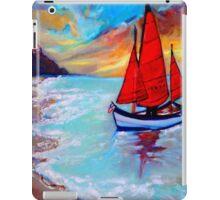 Freedom Sails iPad Case/Skin