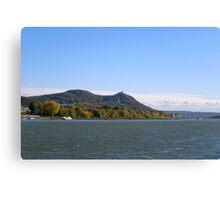 River Rhein Canvas Print