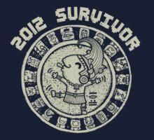 2012 Survivor Baby Tee