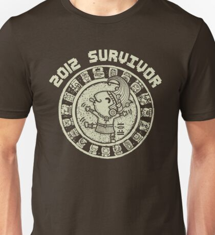 2012 Survivor Unisex T-Shirt