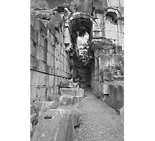 Ancient Ruins Photographic Print