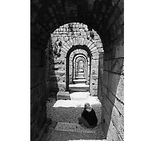 Hall of Arches Photographic Print