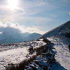 Nantlle Ridge by Dan Milton