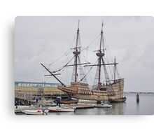 The Mayflower Canvas Print