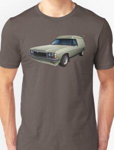 Illustrated HZ Holden Panel Van - Chamois T-Shirt