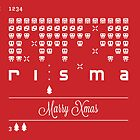 Xmas Invaders by mypetelis