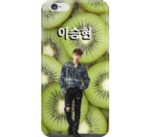 BIGBANG Seungri_ Kiwi  iPhone Case/Skin