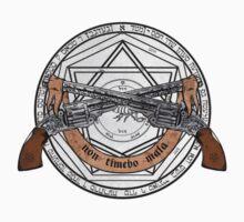 Non timebo mala V - Samuel Colt (Supernatural) by Raika