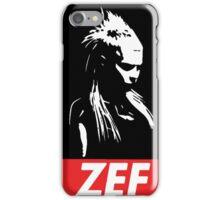 Zef Queen iPhone Case/Skin