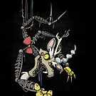 My Little Pony - MLP - FNAF - Discord Animatronic by Kaiserin